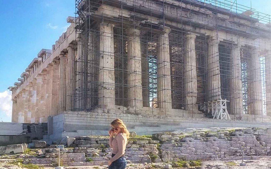 Diario di viaggio: Capodanno ad Atene, cosa vedere