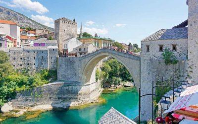 Bosnia: Mostar in un giorno