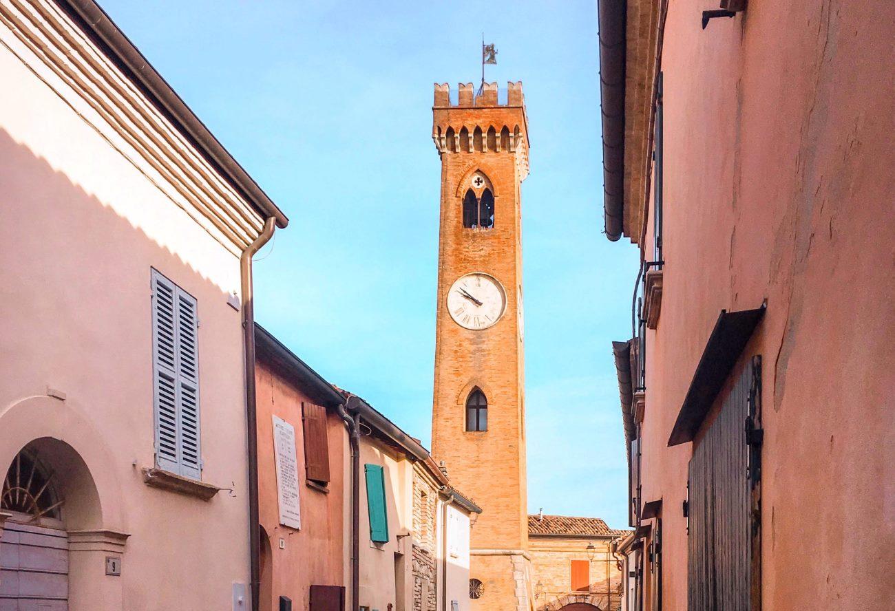 Un giorno a Santarcangelo di Romagna, cosa vedere