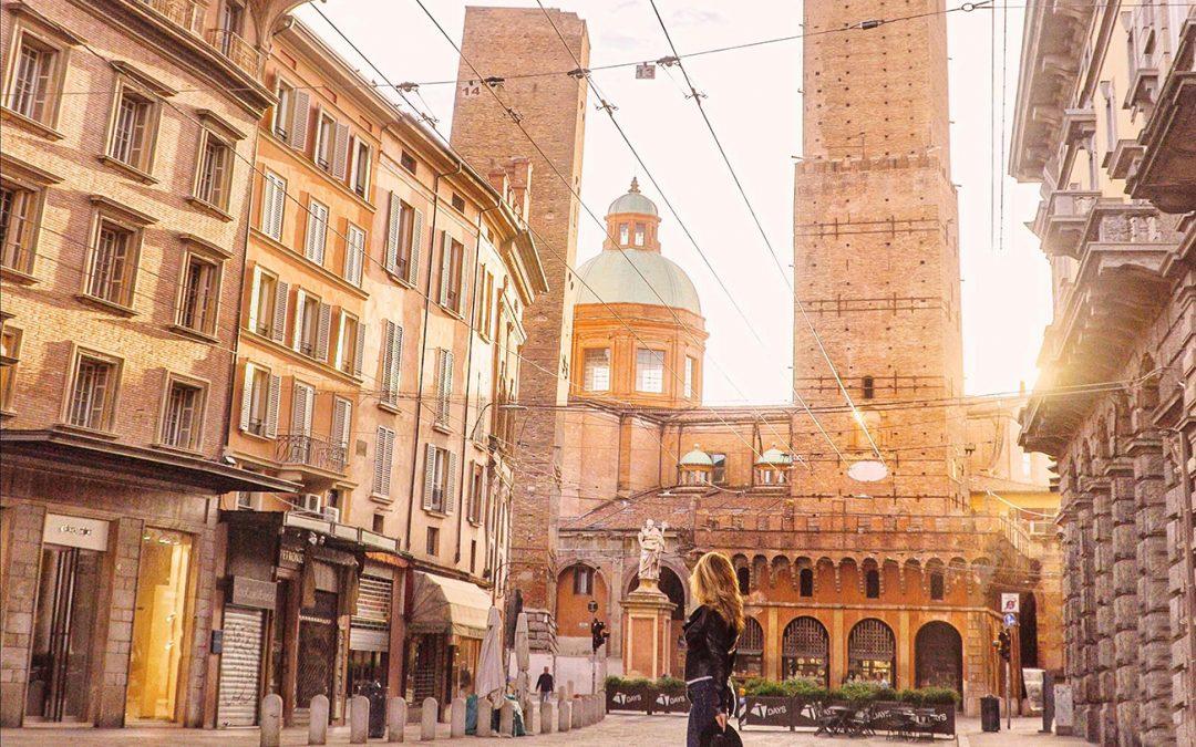 Un tour virtuale nella Bologna Medievale