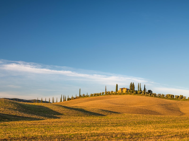 gita privata in Val d'Orcia