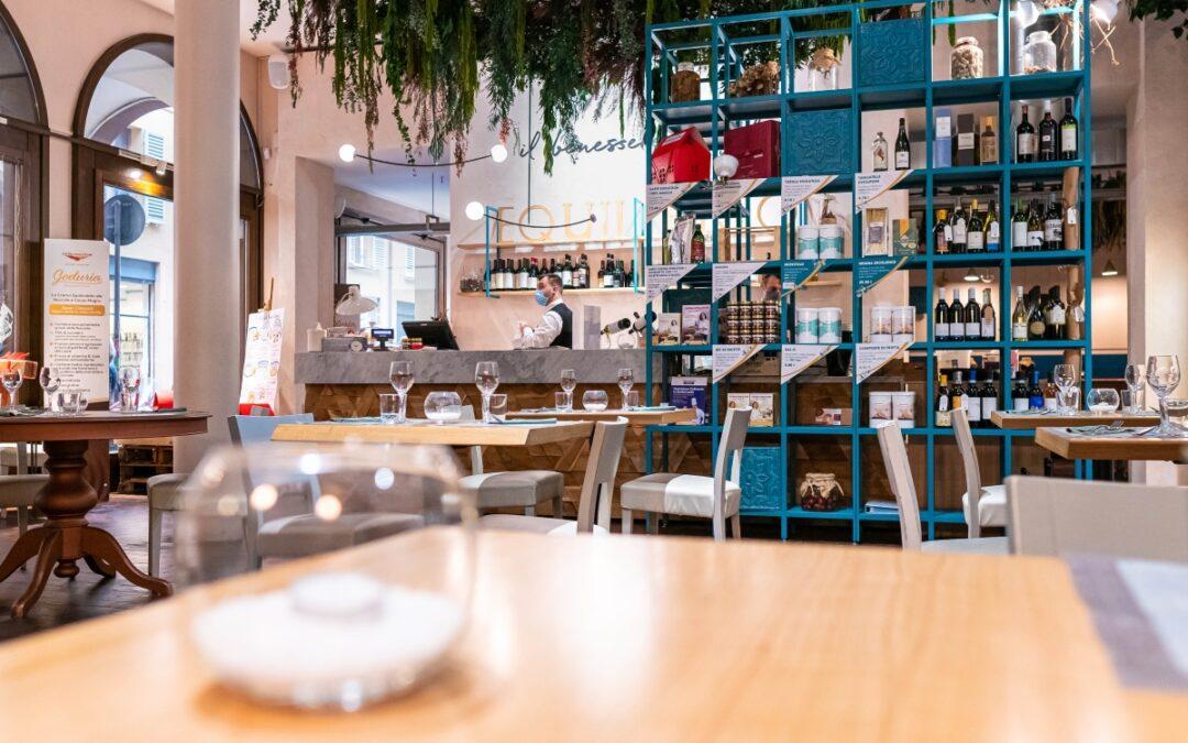 Libra Cucina Evolution: ristorante del cibo antietà