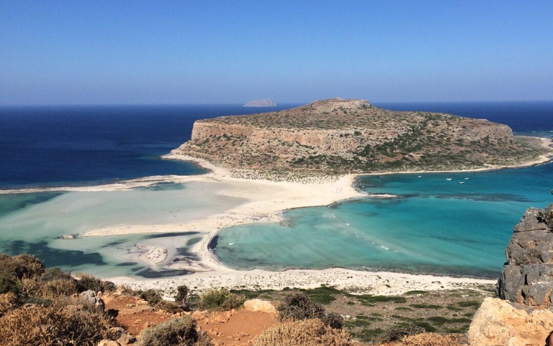 Le spiagge più belle di Creta Ovest, on the road