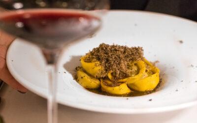 Aurevo Restaurant al Palazzo di Varignana, sogno di una notte di metà febbraio