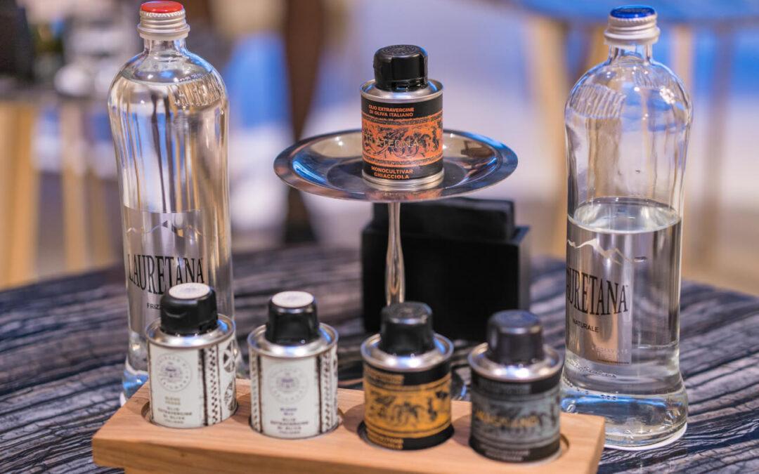 Guida alla degustazione di Olio Evo Palazzo di Varignana Resort e Spa