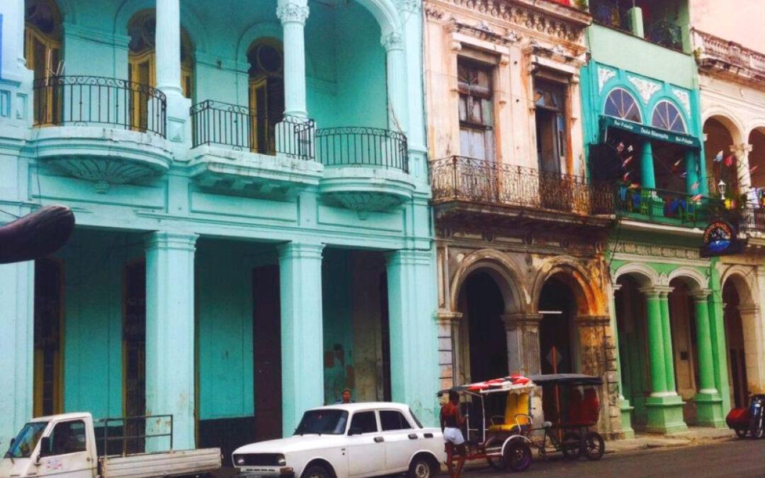 Catcalling a Cuba