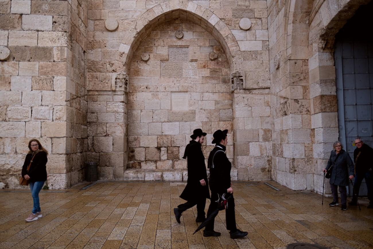 Lavarsi le mani in Israele: un semplice gesto ricco di significato