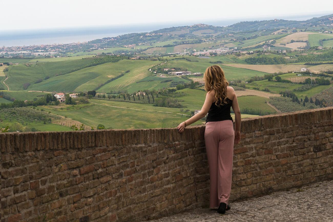 Itinerario per i borghi medievali della Valle del Conca
