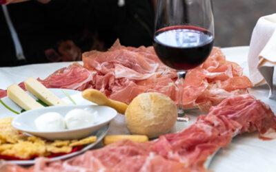 San Daniele del Friuli: La citta' che i golosi non possono perdersi!